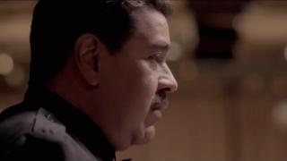 Nicolás Maduro durante la entrevista en 'Salvados'.