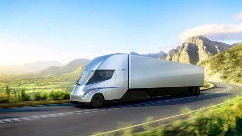 Semi, el nuevo vehículo autónomo de Tesla