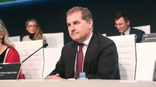 El ex presidente y consejero delegado de AENA, José Manuel Vargas. (Foto: EFE)