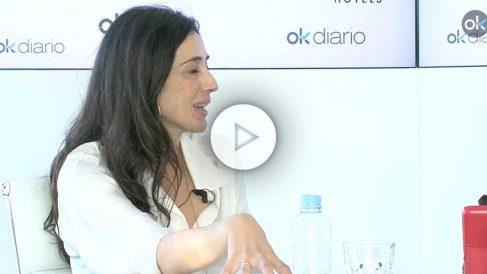 Cristina López, premio planeta.