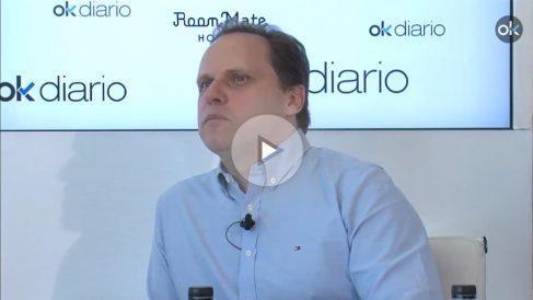 Daniel Lacalle, economista, en el OkRecord.