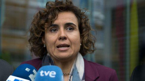 Dolors Montserrat, ministra de Sanidad. (AFP)