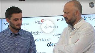 Federico Sainz en el OkRecord.