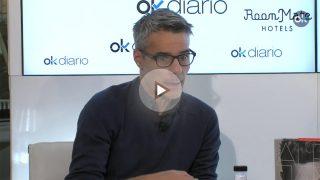 Oscar García en OkRecord.