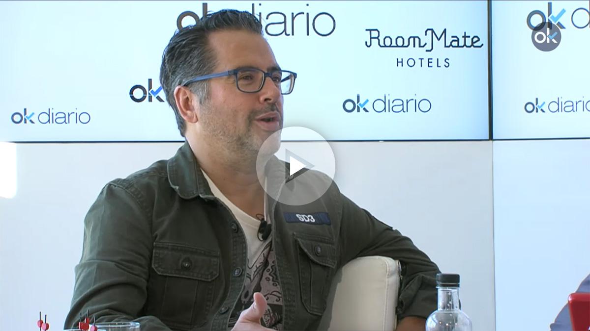 Phil González en el OkRecord.