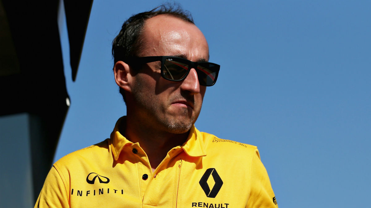 Dos ex pilotos como Juan Pablo Montoya y Jacques Villeneuve no ven con buenos ojos un posible regreso de Robert Kubica a la Fórmula 1. (Getty)