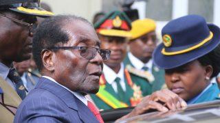 Robert Mugabe. (Foto: Getty)