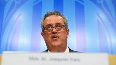 Joaquim Forn. (Foto: AFP)