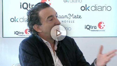 Miguel Peña, clínica Diego de León.