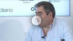 Roberto Espina, presidente asociación de celiacos.