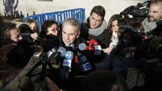 Carlos Bacaicoa, abogado de la joven que ha denunciado a 'la Manada'. (EFE)