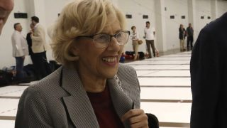 La regidora madrileña, Manuela Carmena.