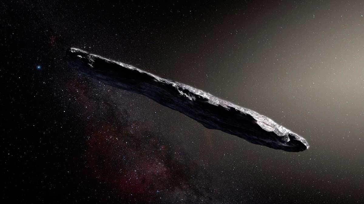 Un asteroide que rompe con todos los moldes (NASA)
