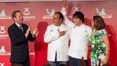 Ángel León y Jordi Cruz ya han logrado su tercera estrella Michelin (Foto: EFE)