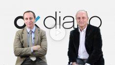 Miguel Sebastián y Carlos Cuesta