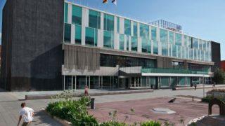 Edificio del Ayuntamiento de Sant Cugat del Vallès (Barcelona). Foto: Ayuntamiento de Sant Cugat.