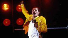 Freddy Mercury falleció con tan solo 45 años.