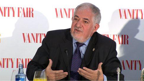Cándido Conde-Pumpido, magistrado del Tribunal Constitucional y ex fiscal general del Estado.