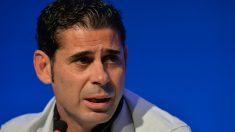 Fernando Hierro. (AFP)