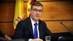 Marcial Marín, secretario de Estado de Educación.
