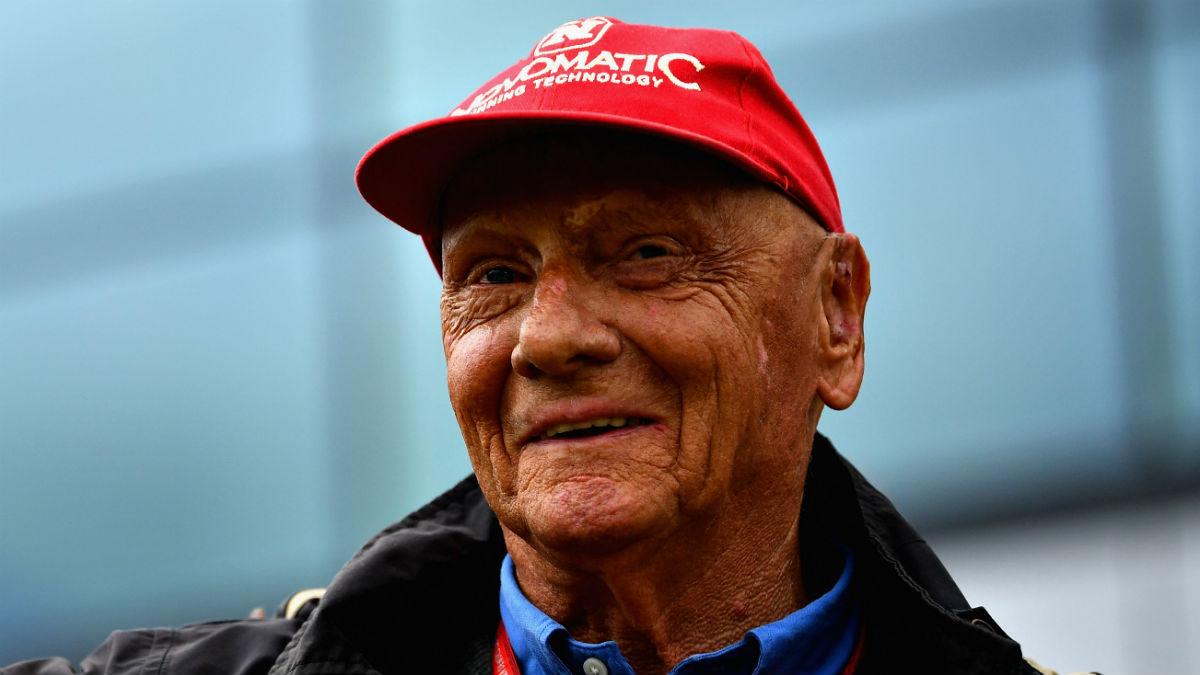 Niki Lauda cree que la temporada 2018 será todavía más complicada para Mercedes de lo que ha sido la presente. (Getty)