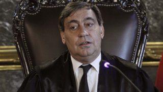 El magistrado Julián Sánchez Melgar. (Foto: EFE)