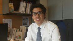 Aleix Sarri, asesor del eurodiputado del PDeCAT, Ramón Tremosa.