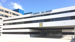 El Hospital Can Misses de Ibiza