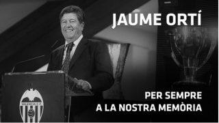 Jaume Ortí. (valenciacf.com)