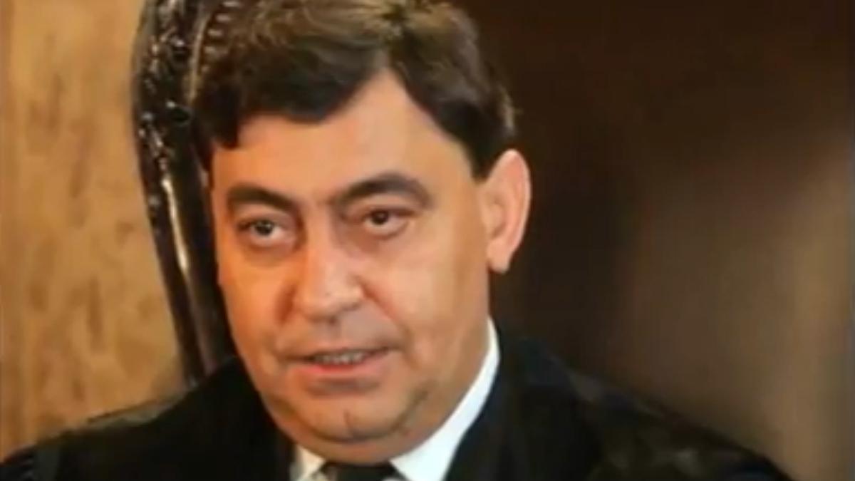 Julián Sánchez Melgar, fiscal general del Estado.