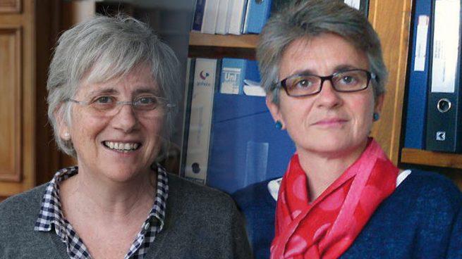 La hermana de la exconsellera fugada Ponsatí contratada 'a dedo' en la Biblioteca Nacional de España