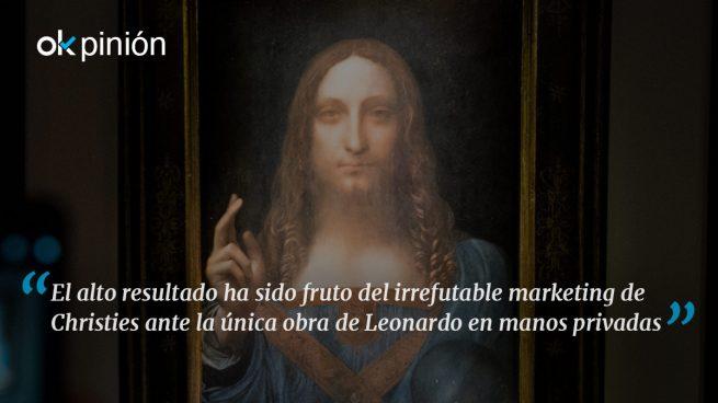 Todos los secretos del hombre que ha pagado 450 millones por un cuadro de Leonardo da Vici