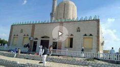 Al menos 85 personas han muerto y 80 han resultado heridas por un ataque con bomba y armas ligeras contra una mezquita en la provincia del norte del Sinaí (Egipto)