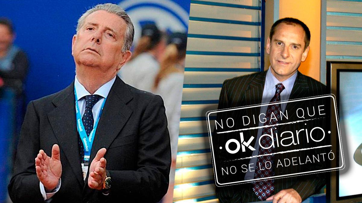 Javier Godó y Ramón Rovira
