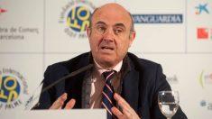 El ministro de Economía, Luis de Gundos (Foto: EFE)