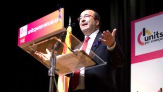 Miquel Iceta en un acto (Foto: Efe).