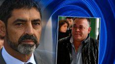 El mayor destituido de los Mossos, Josep Lluís Trapero, y el narco Manuel Gutiérrez Carbajo.
