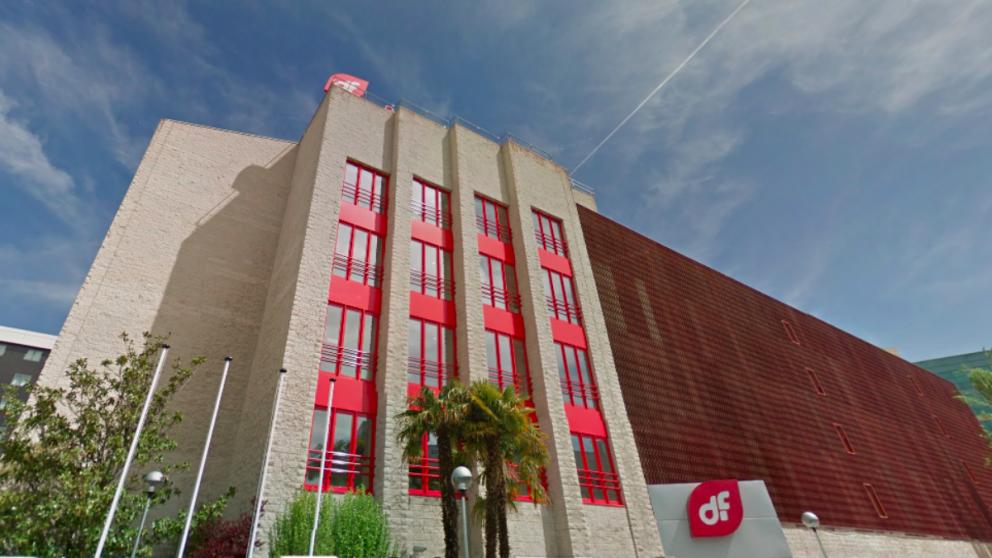 Sede de Duro Felguera en Madrid.