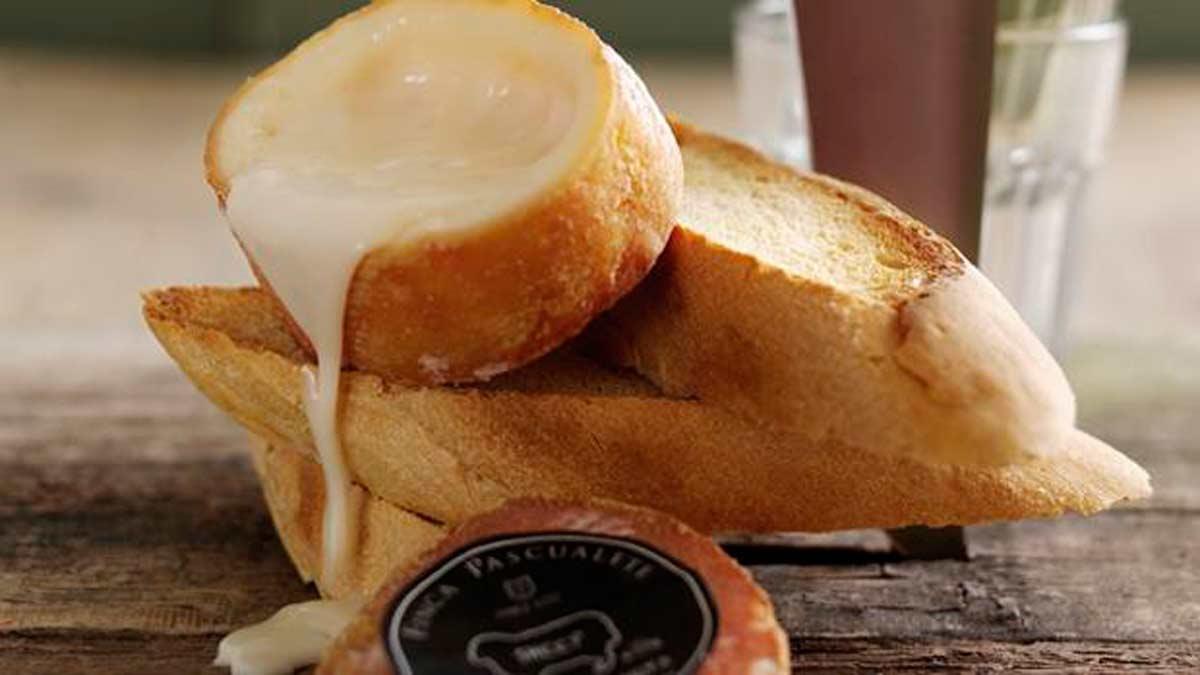 La Retorta deDinca Pascualete, el mejro queso de España