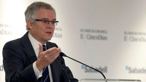 Sebastián Albella, presidente de la CNMV (Foto:EFE)