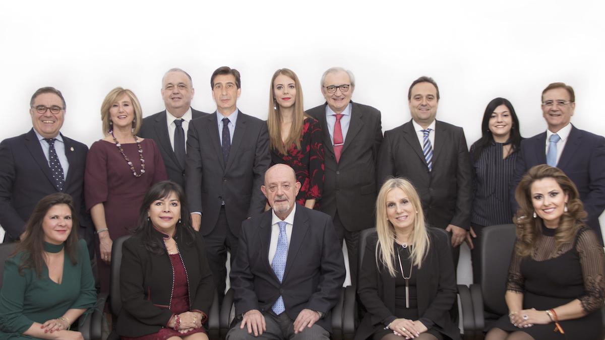 Candidatura de Manuel Valero a las elecciones del ICAM.