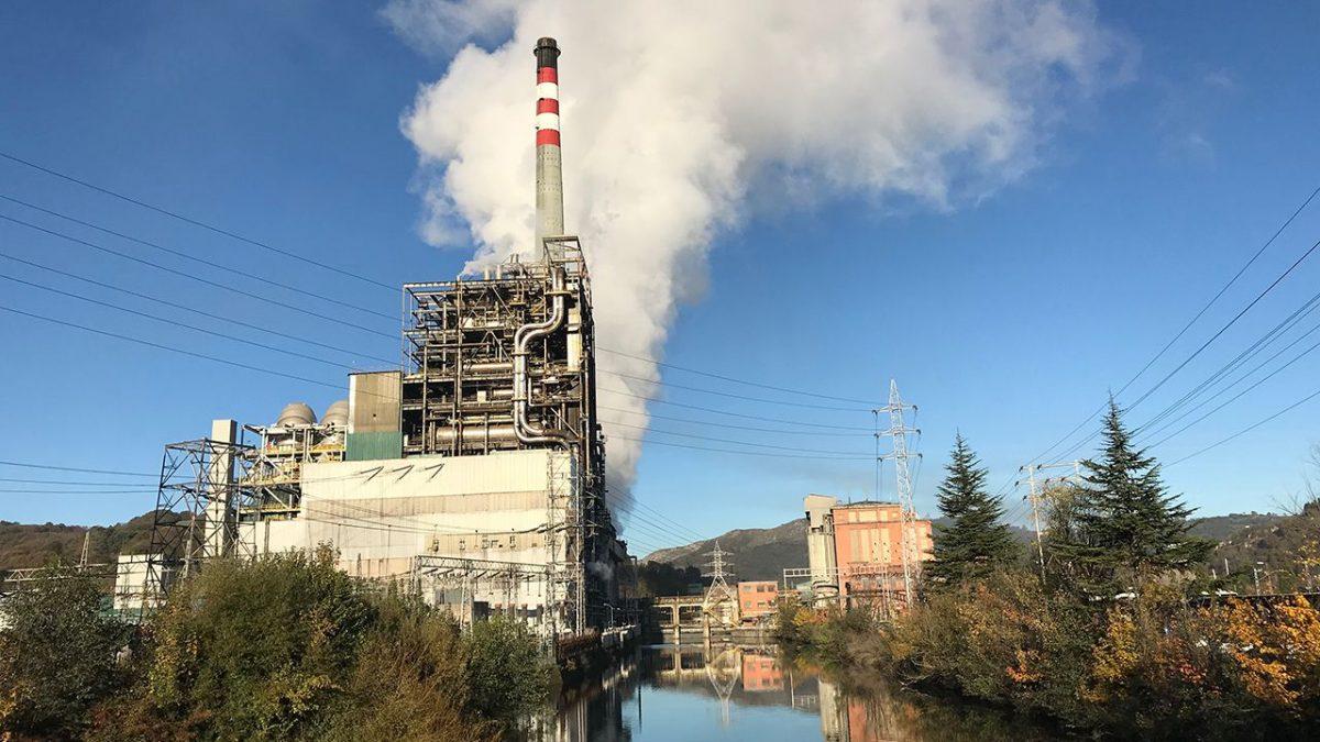 Central de carbón (Foto. Flickr)