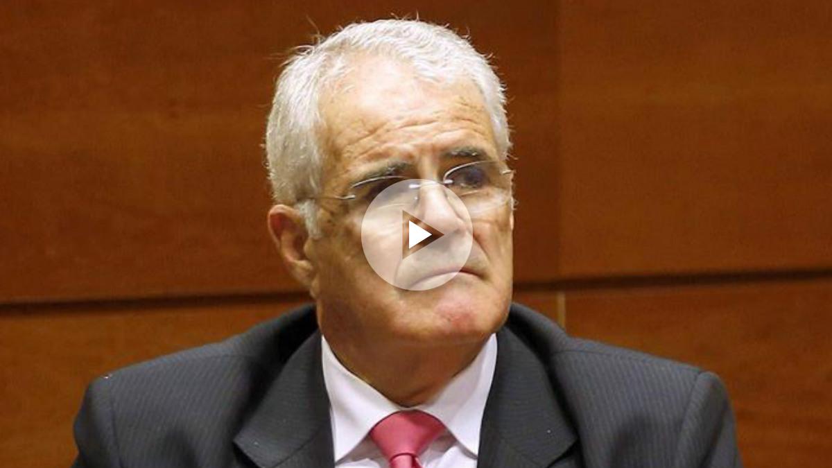 José María Romero de Tejada, fiscal superior de Cataluña, fallece a los 69 años de edad. Foto: EFE