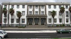 Palacio de Justicia de Las Palmas de Gran Canaria.