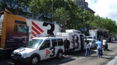 TV3, canal catalán de televisión.