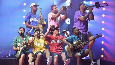 Bruno Mars: 24K Magic World Tour – Madison Square Garden.