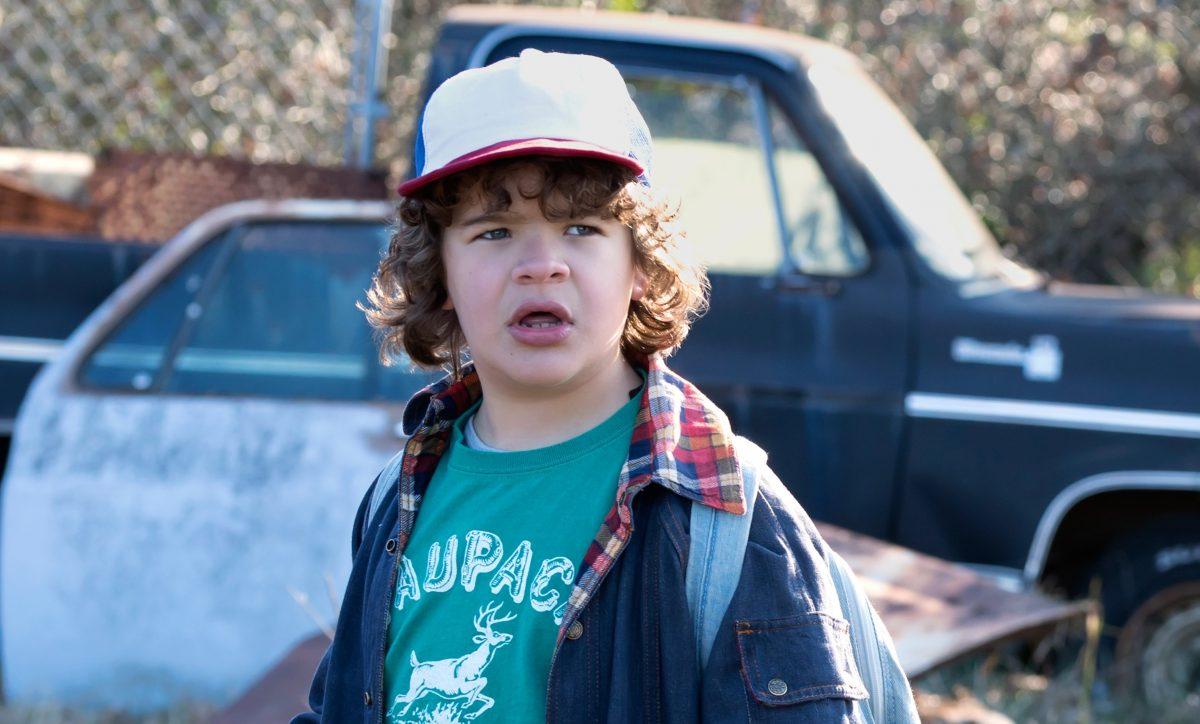 Dustin es uno de los personajes más queridos de la ficción.
