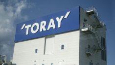 Industria nipona Toray