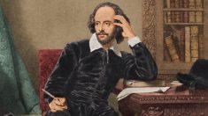 Existen muy pocos hechos documentados en la vida de Shakespeare.