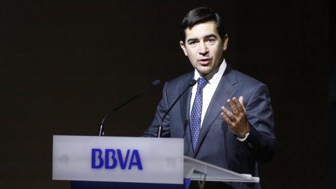 El nuevo presidente de BBVA, Carlos Torres. (Foto: BBVA)
